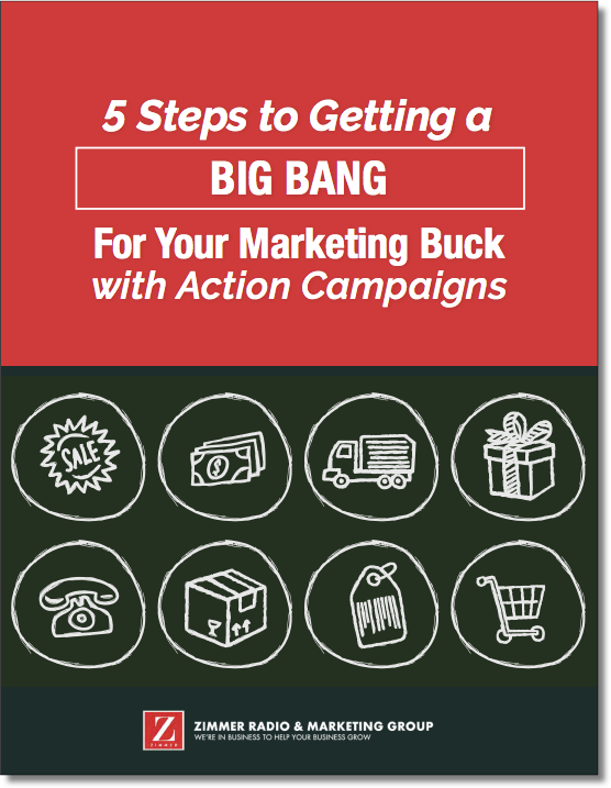 5 Steps to Getting a Big Bang for Your Marketing Buck
