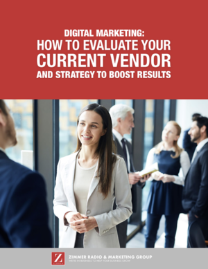 Digital Marketing How to Evaluate Your Current Vendor And Strategy to Boost Results