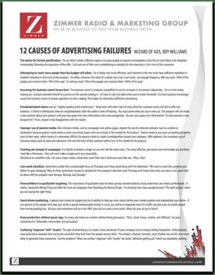 12-casues-of-advertising-failures