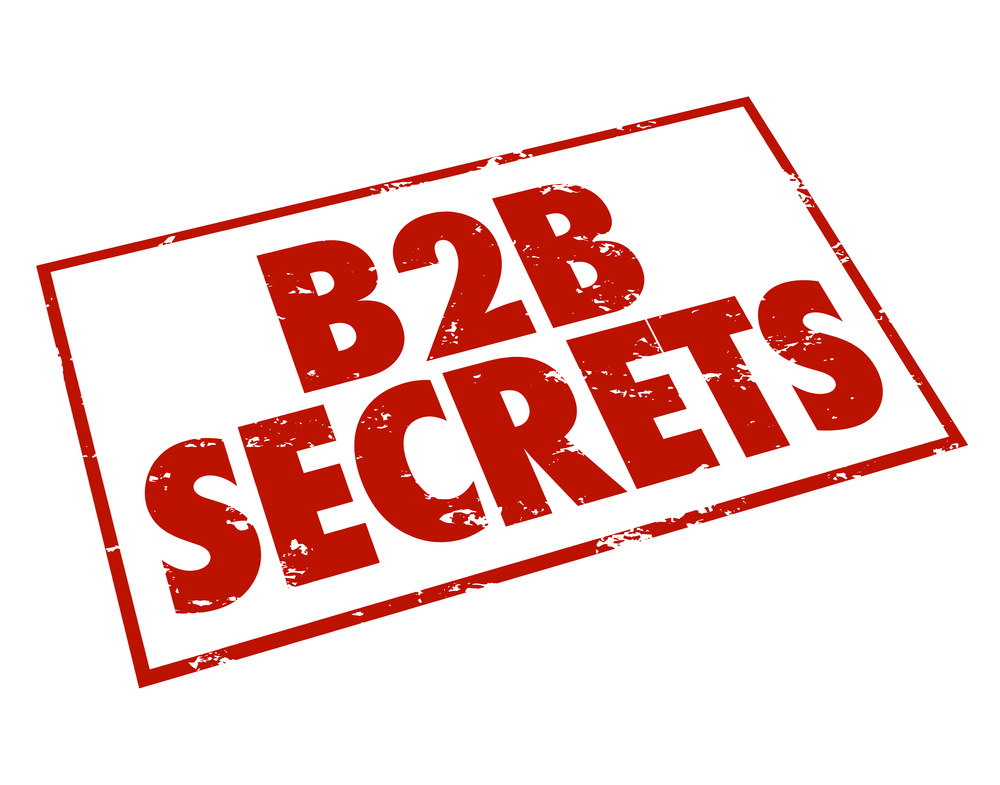 HELP! I Need New Marketing Ideas For B2B Sales